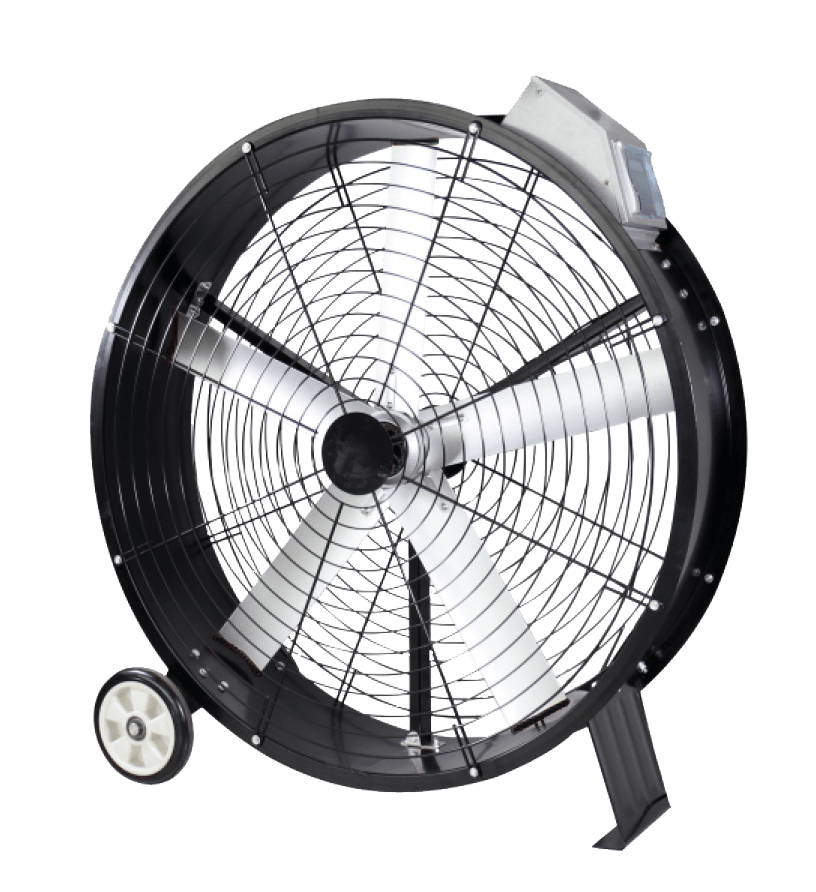 MOBILE INDUSTRIAL FANS