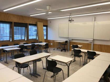 Success example: Aeratron silent fans in the German School